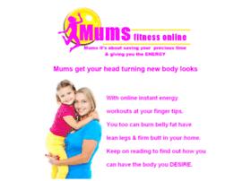 mumsfitnessonline.com