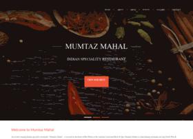 mumtazmahalrestaurant.com