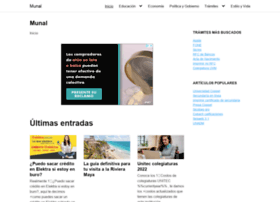 munal.com.mx