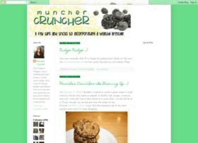 munchercruncher.blogspot.com