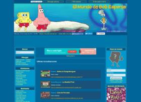 mundobobesponja.com