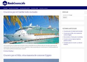 mundocruceros.info