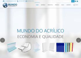 mundodoacrilicos.com.br