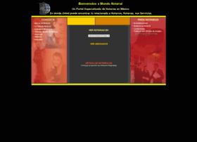 mundonotarial.com.mx