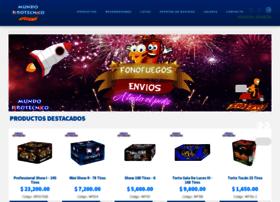 mundopirotecnico.com.uy