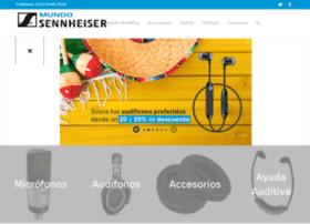 mundosennheiser.com.mx