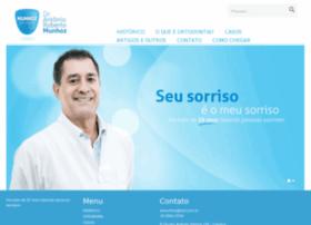 munhozortodontia.com.br