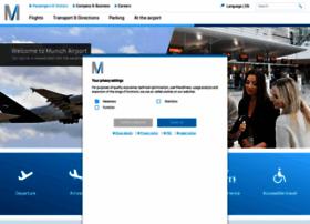 munich-airport.com