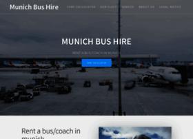 munich-bus-hire.de