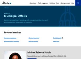 municipalaffairs.gov.ab.ca