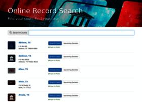 municipalrecordsearch.com