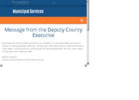 municipalservices.saccounty.net