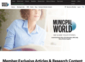 municipalworld.com