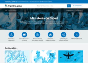 municipios.msal.gov.ar