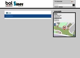 municipiosines.bilheteiraonline.pt