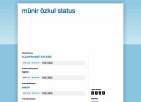 munirozkulstatus.blogspot.com