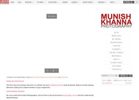 munishkhanna.com