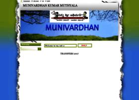 Munivardhan.webnode.com