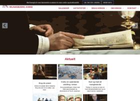 munkebjergkirke.dk