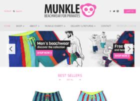 munklebeachwear.com