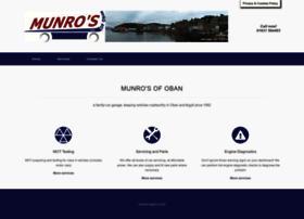 munrosofoban.co.uk