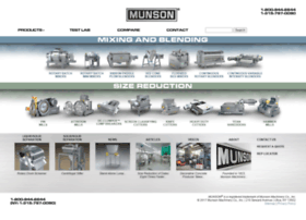 munsonmachinery.com
