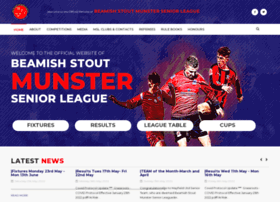 munsterseniorleague.ie