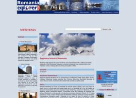 muntenia.romaniaexplorer.com