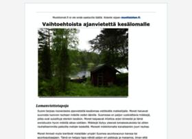 muotilomat.fi