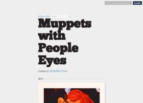 muppetswithpeopleeyes.tumblr.com