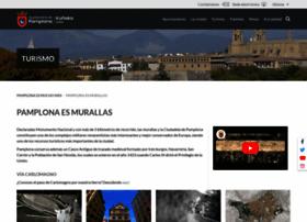 murallasdepamplona.com