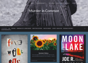 murderincommon.com