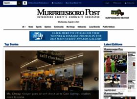 murfreesboropost.com