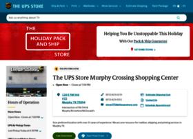 murphy-tx-4758.theupsstorelocal.com