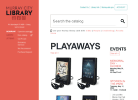 murraylibrary.org