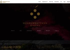 murrumbatemanwinery.com.au