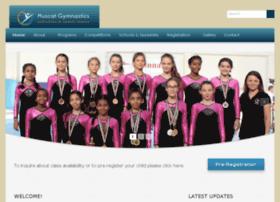 muscatgymnastics.com
