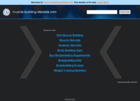 muscle-building-steroids.com