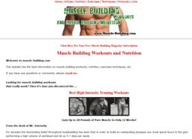 muscle-building.com