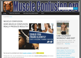 muscle-confusion.org
