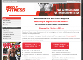 muscle-fitness.co.uk