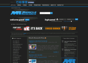 muscle-research.com