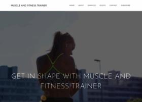 muscleandfitnesstrainer.com