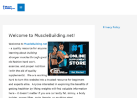 musclebuilding.net