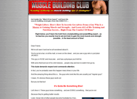 musclebuildingclub.com