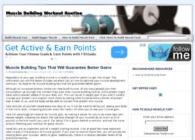 musclebuildingworkoutroutine.com