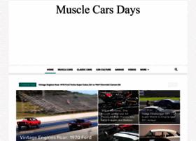 musclecarsdays.com