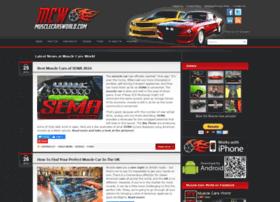 musclecarsworld.com
