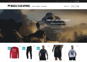 muscleclubapparel.com