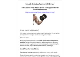 musclegainingsecretsreviews.com